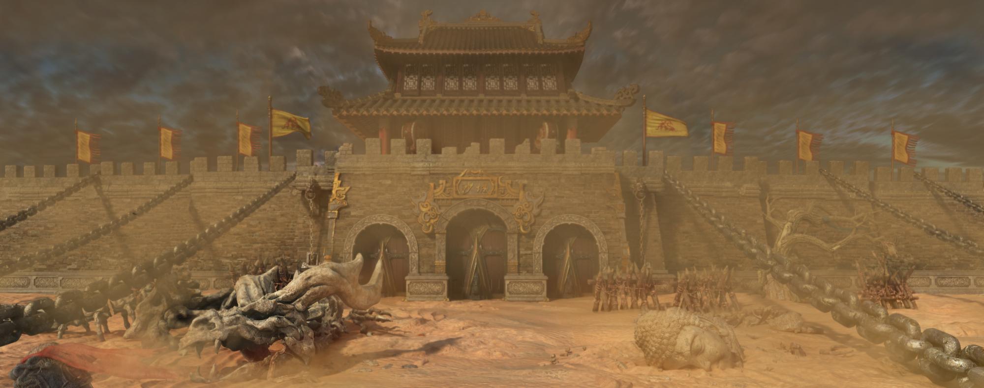 《传奇世界》网页版7月4日双线80区火爆开启